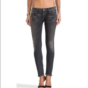 Citizens of Humanity • Racer Low-Rise Skinny
